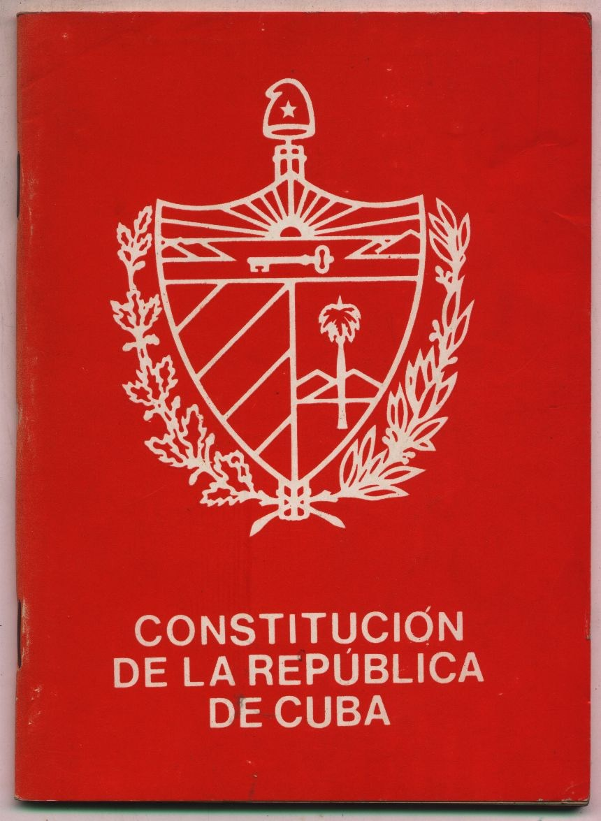 constitucion cubana